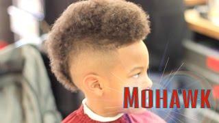 getlinkyoutube.com-Mohawk HairCut 1080p HD