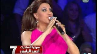 getlinkyoutube.com-Arabs Got Talent - Semi-final - Ep12 - أحمد البايض