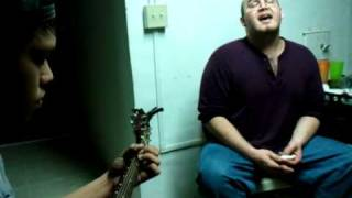 Kings Of Leon - Manhattan (acoustic COVER) by The Youthful Elders