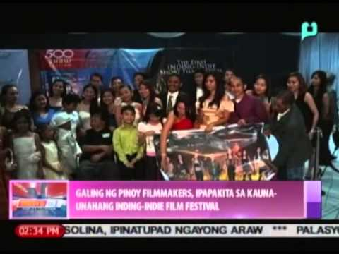 Galing ng Pinoy filmmakers, ipapakita sa kauna-unahang 'Inding-Indie Film Festival'