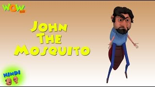 getlinkyoutube.com-John The Mosquito - Motu Patlu in Hindi