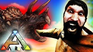 getlinkyoutube.com-SPIST AF ALPHA TRIKE? #2 - Ark Survival Evolved: Extinction Core