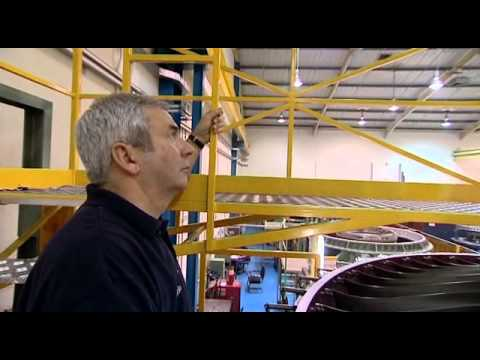 Rolls-Royce, How To Build A Jumbo Jet Engine -HQ- (Part 2/4)