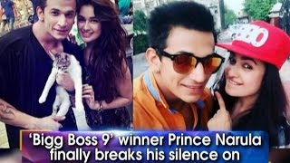 getlinkyoutube.com-'Bigg Boss 9' winner Prince Narula finally breaks his silence on relationship with Yuvika Choudhary