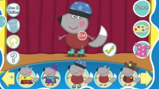 getlinkyoutube.com-Play a Peppa Pig Game   Dress Up