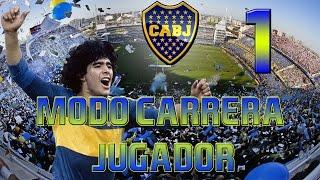 """getlinkyoutube.com-FIFA 16 - Modo carrera jugador """"El nuevo Maradona"""" (Ep.1)."""