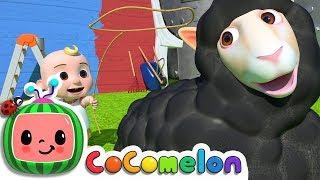 Baa Baa Black Sheep | ABCkidTV Nursery Rhymes & Kids Songs
