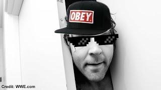 getlinkyoutube.com-Dean Ambrose Thug Life Brock Lesnar