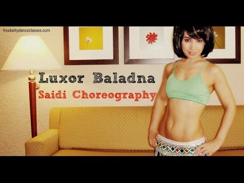 Saidi cane choreography Luxor Baladna: step by step combinations