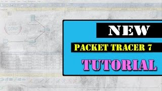 Cisco Packet Tracer 7.0 CCNA Intro Tutorial.  Configure a small CAMPUS network!