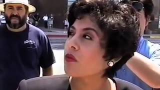 Jesse Lee Peterson Shuts Down Univision Reporter 'Are You Racist?' PROP 187 Rally Los Angeles, 1996 width=