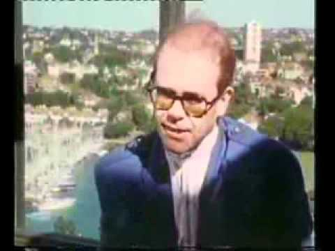 Elton John - 1984-01-XX  - 02- Interview with Paul Gambaccini
