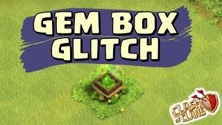 getlinkyoutube.com-Clash of Clans - NEVER ENDING GEM BOX GLITCH (GHOST TREES GLITCH)