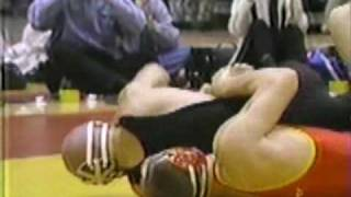 Paul Jenn vs Cael Sanderson Iowa vs Iowa State 1999-2000 Season