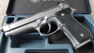 getlinkyoutube.com-Beretta 92FS 9mm Para Demonstration
