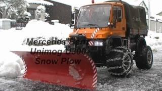 getlinkyoutube.com-RC SNOW PLOW UNIMOG U300