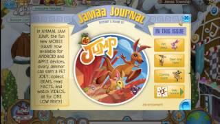 getlinkyoutube.com-Animal Jam: Jump Updates :P