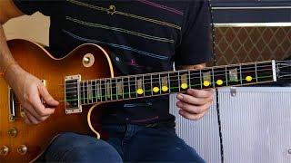 Como tocar solos de guitarra fáciles y sorprendentes en una sola cuerda