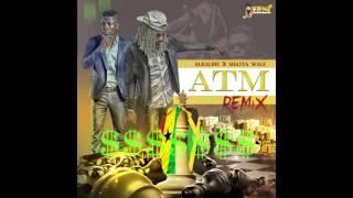 Alkaline - ATM Remix (ft. Shatta Wale)