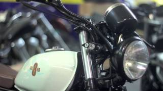 getlinkyoutube.com-SUZUKI 125-Cafe Racer-Thyrso Motorcycles