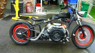 getlinkyoutube.com-V Twin Diesel Motorcycle
