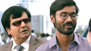 getlinkyoutube.com-Raghuvaran B.tech Scenes - Raghu Got A Job And Construction Project - Dhanush, Amala Paul