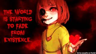 getlinkyoutube.com-[Undertale] Destruction of Determination - Chara Battle Theme (SPOILERS)