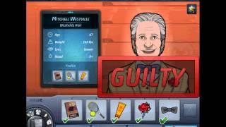 Criminal Case - Arrest Killer Case #42 (Blood and Glory)