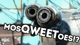 getlinkyoutube.com-Fallout 4's Codsworth can't pronounce mosquitoes and it's ADORABLE