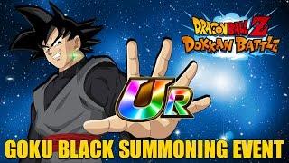 getlinkyoutube.com-Dragon Ball Z Dokkan Battle -  Goku Black Summoning Event Dokkan Festival