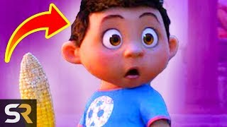 10 Hidden Details In Pixar's Coco You Totally Missed