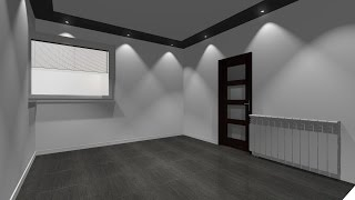 getlinkyoutube.com-Budowa pomieszczenia w PRO100