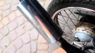 getlinkyoutube.com-Honda Revo Knalpot Yamaha F1ZR