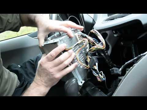 How to replace Satellite Radio Receiver in Subaru Tribeca