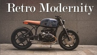 Cafe Racer ( BMW R80 by Auto Fabrica)