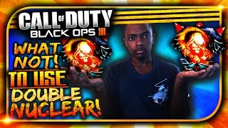 DOUBLE NUCLEAR w/ VMP! What NOT To Use In BLACK OPS 3! (Things in BO3 You Didn't Know SUCK!)
