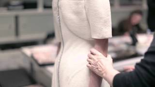 getlinkyoutube.com-Fittings for the Spring Summer 2014 CHANEL Haute Couture show