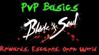 getlinkyoutube.com-Blade & Soul : Basics of PvP - Rewards, Escapes, and Open World Factions