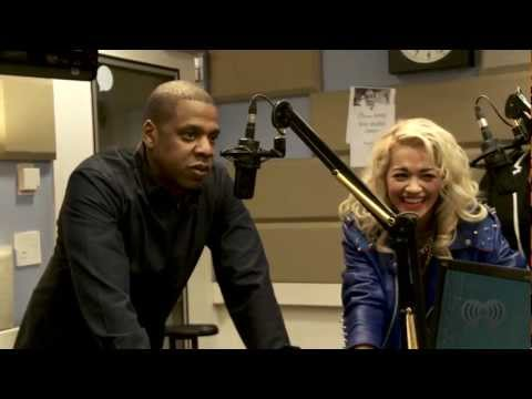 Jay-Z premieres Rita Ora's 'Party and Bulls**t' on iHeartRadio's Z100 and KTU