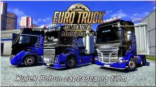 "Euro Truck Simulator 2 [MP E-Trans] - #105 ""Chaotycznie ale sympatycznie"""