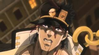 getlinkyoutube.com-JJBASC AMV - Jotaro vs Dio (My Spirit Will Go On)