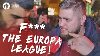 getlinkyoutube.com-RANT: F*** The Europa League! | Manchester United 1-1 West Ham | FANCAM