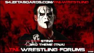 "getlinkyoutube.com-Sting 3rd TNA Theme ""Slay Me"" | TNL Wrestling Forums"