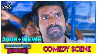 Bus Comedy Scene - Pattaya Kelappanum Pandiya |  Scene | Lyca Production