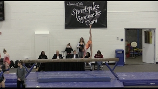 getlinkyoutube.com-East Coast Classic 2017 + Event Finals | Annie LeBlanc | Level 9.5