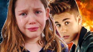 getlinkyoutube.com-Justin Bieber FAN GIRL Cries on Xbox Live! (Justin Bieber Trolling!)