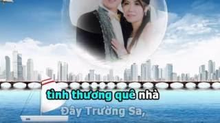 getlinkyoutube.com-Nơi Đảo Xa karaoke _Trọng Tấn