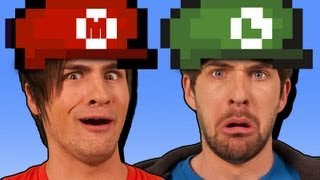 getlinkyoutube.com-WE'RE IN SUPER MARIO!