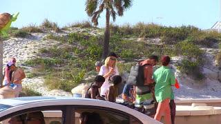 DISTURBING THE BEACH PRANKS!! Pt 4 (Public Prank 2015)