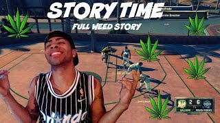 getlinkyoutube.com-StoryTime| First time I smoked Weed!|CRAZY FIRST EXPERIENCE !! (FULL 4 Part story) - Prettyboyfredo
